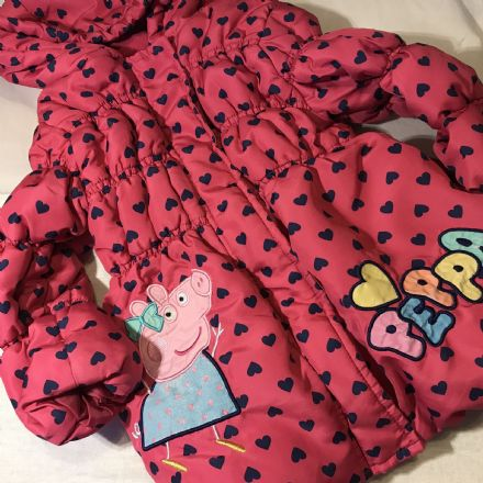 18-24 Month Peppa Coat